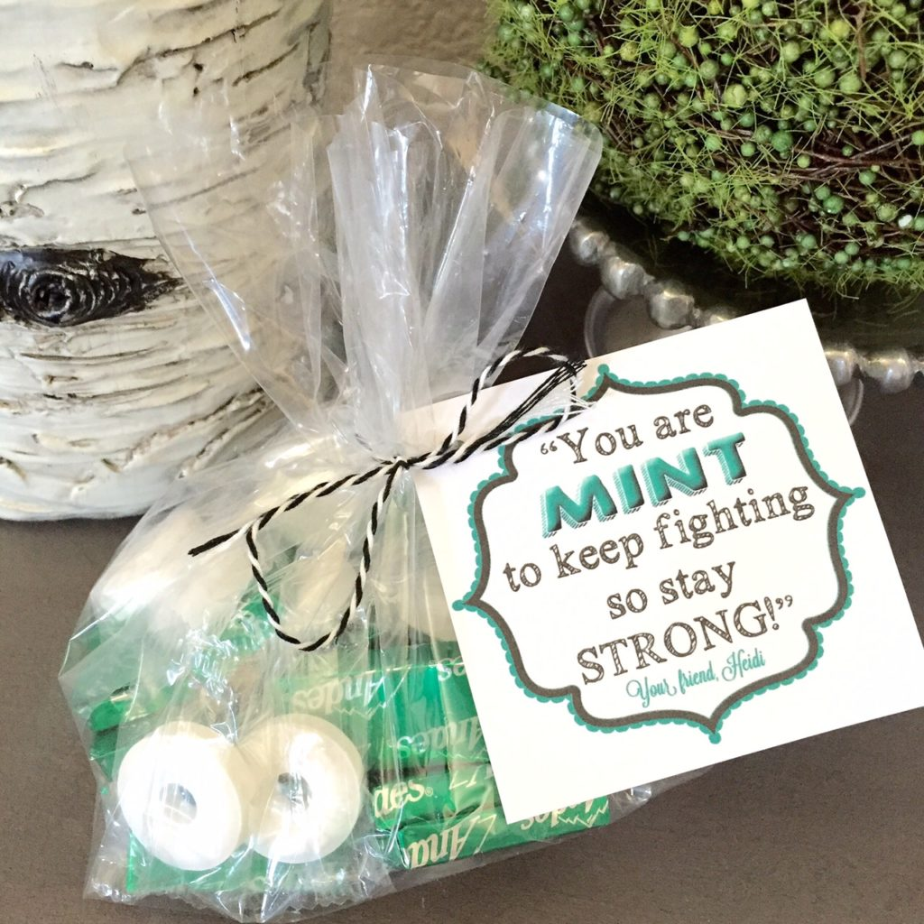MINT to stay strong - Summer Adams