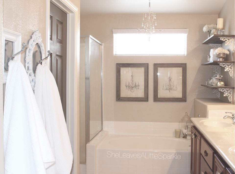 Bathroom Storage Solutions Open Shelving Renovation