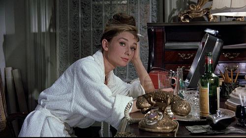 Breakfast-at-Tiffany-old movies inspiring interior design