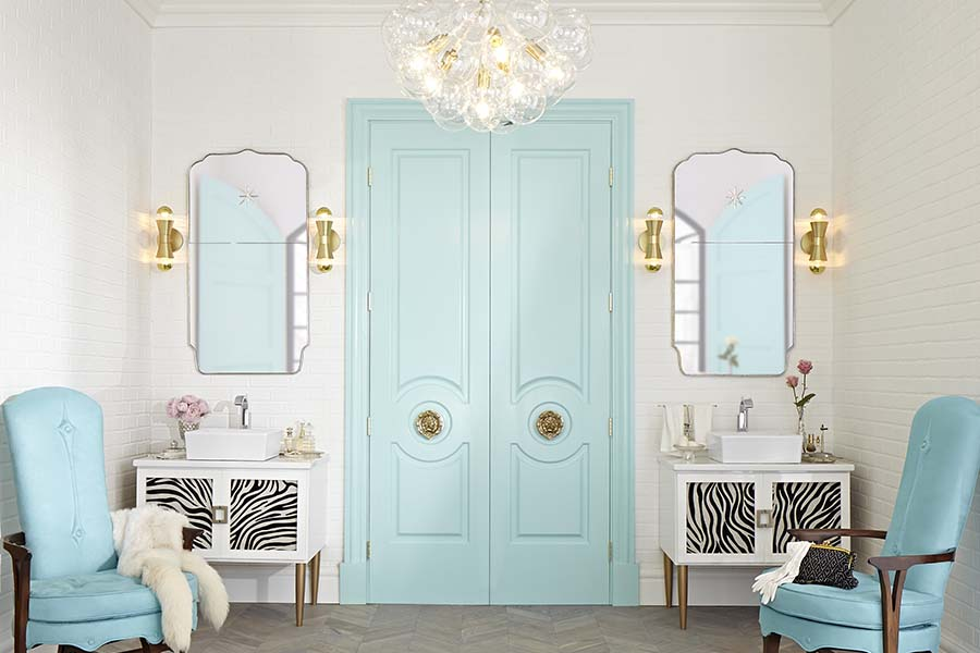 DXV_Design_Tiffany_Beautyold movies inspiring interior design