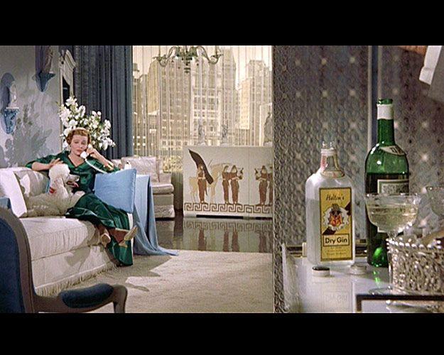 old movies inspiring interior design