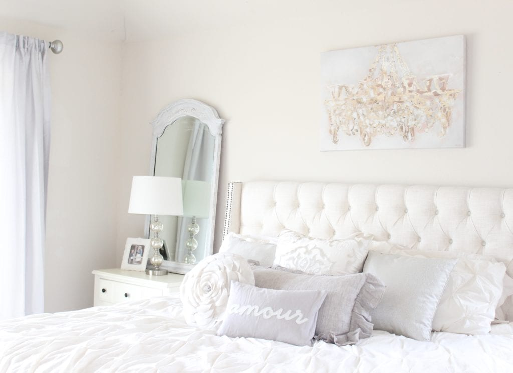 advice for my daughter white tufted headboard bedding west elm