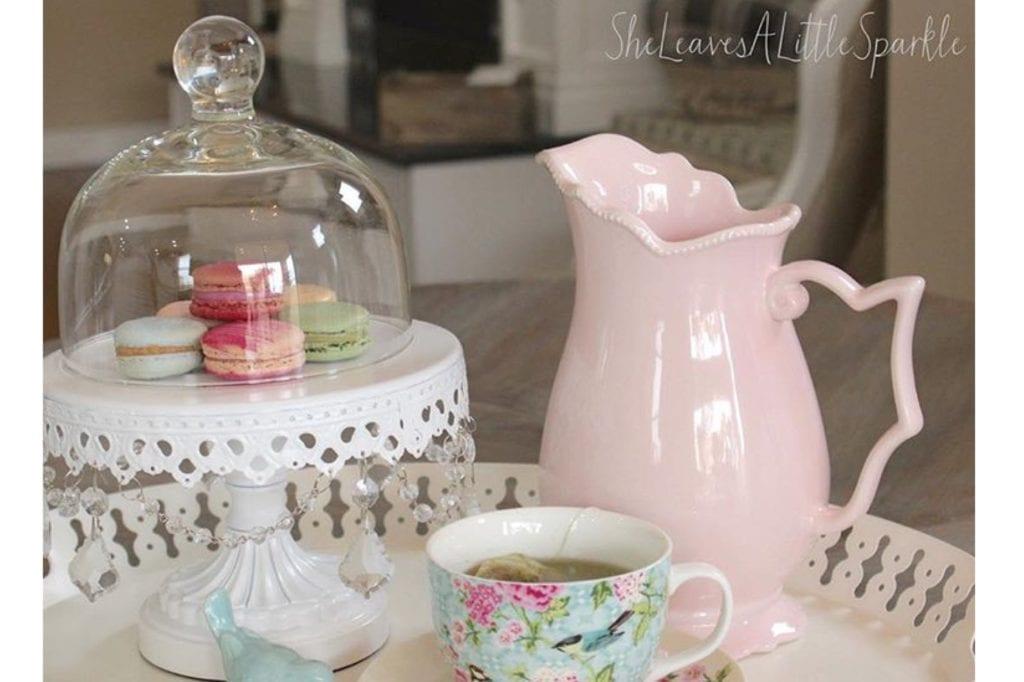 advice for my daughter macarons tea