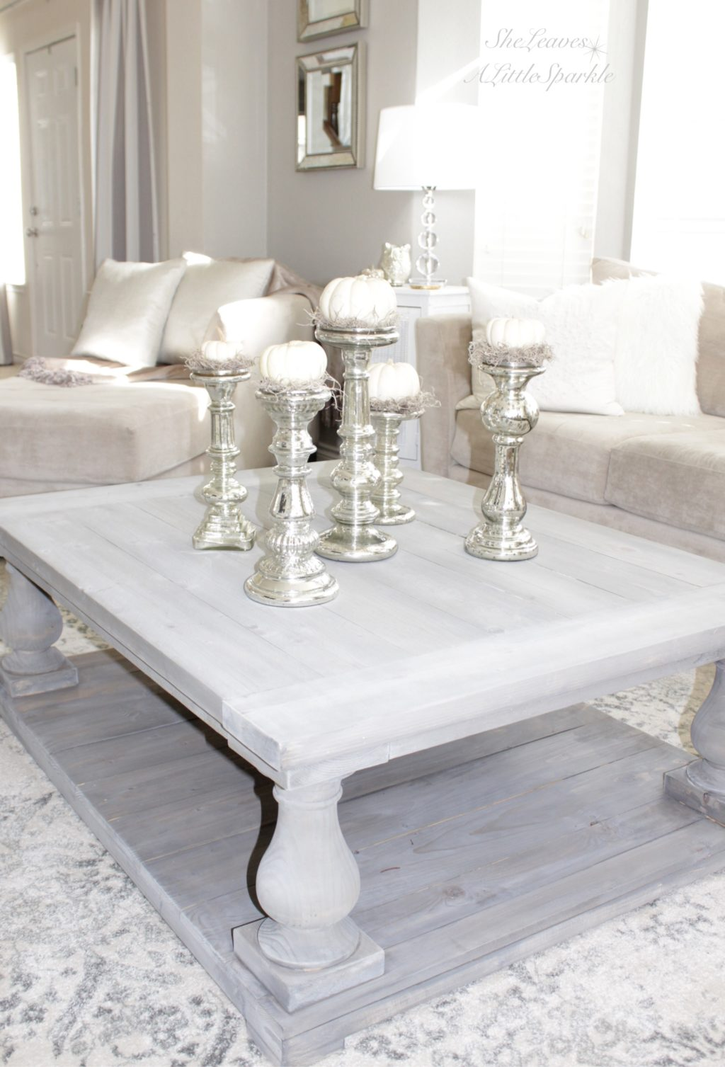 Styling A Coffee Table Summer Adams