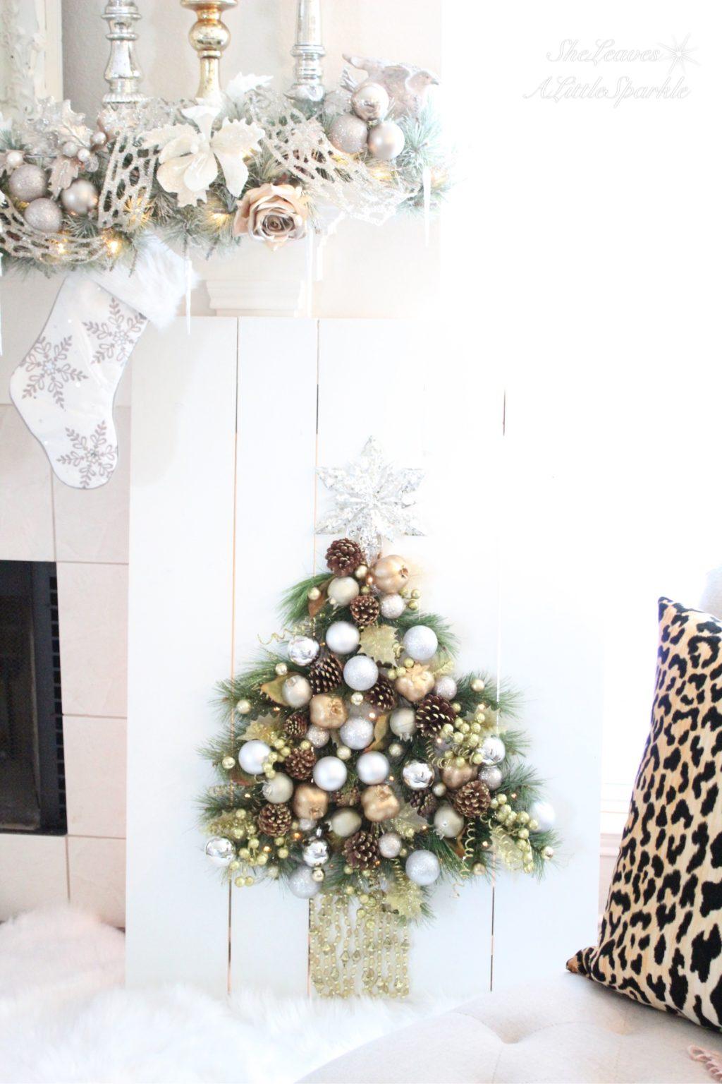Home Depot DIH Workshop Holiday Ornament Display - Summer Adams
