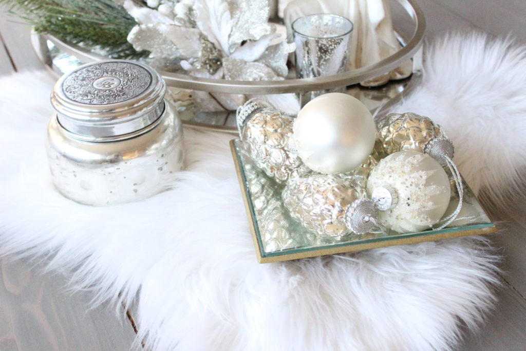 Styling A Christmas Coffee Table - Summer Adams