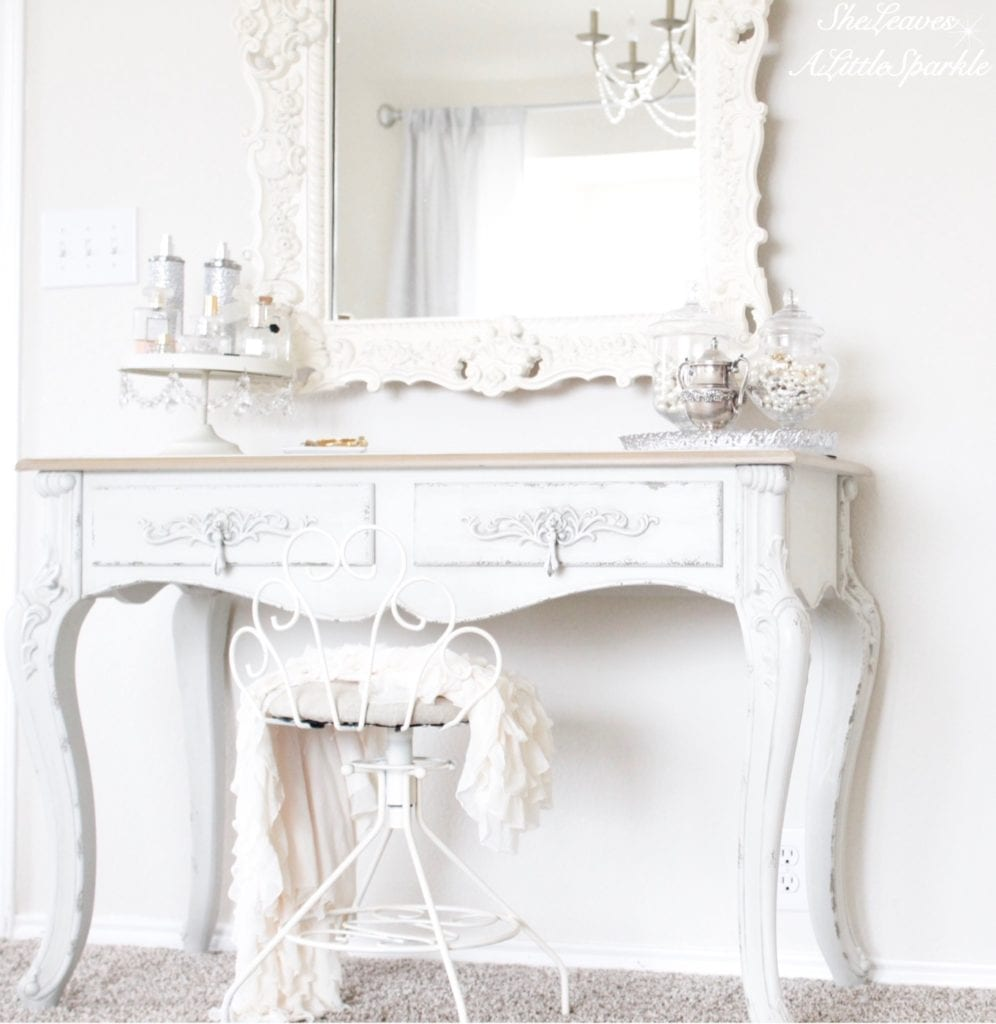 I Recently Shared My Updated Vanity And I Do Love It So. But Here Are Some  That Really Make Me Swoon!