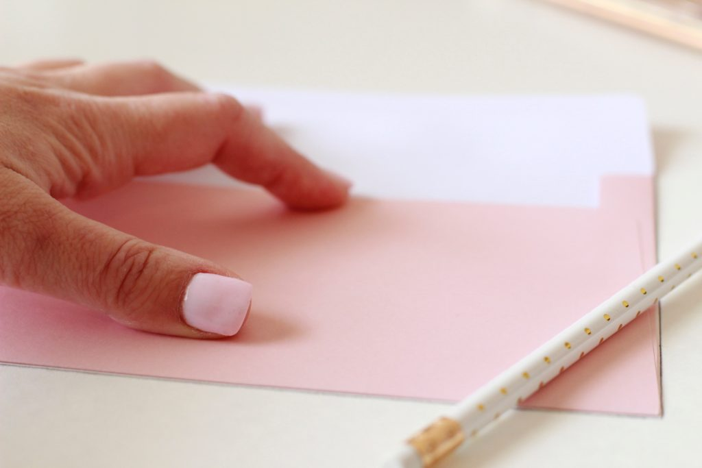 Scrapbook paper envelope - First Use A Pencil In Case You Accidentally Mark Your Envelope To Trace Around Your Envelope On To The Paper Of Your Choice This Might Be Scrapbook