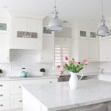 Bright White Home of Alita Malinowski
