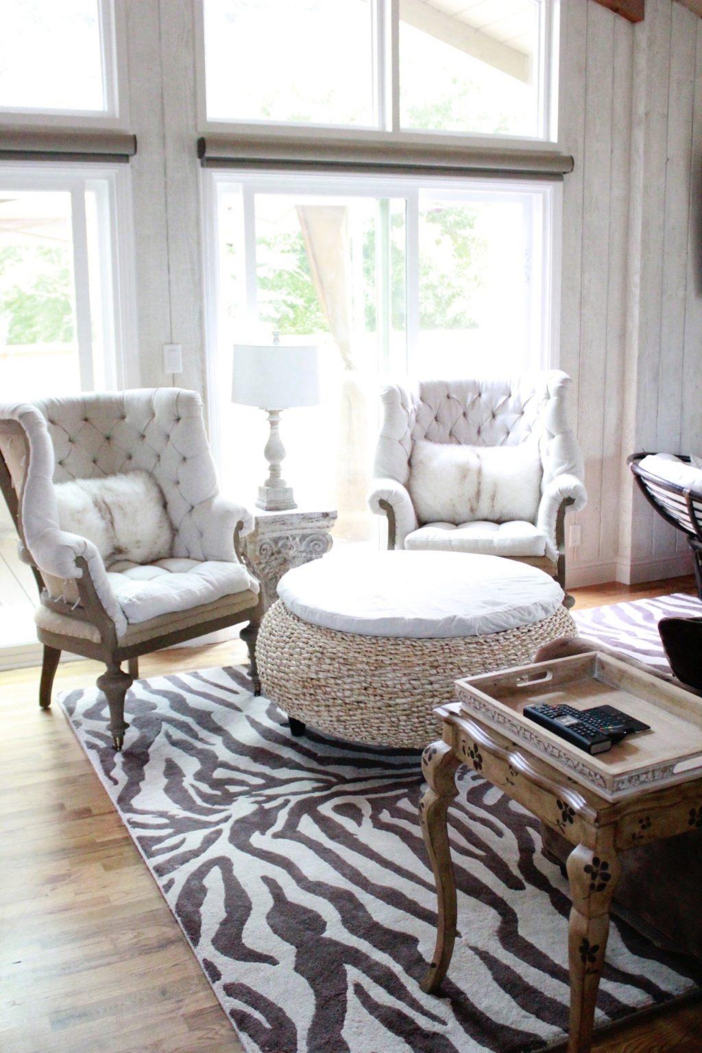 Bright White Beach House in Aptos California - Summer Adams