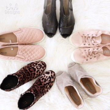 A Few Fabulous Shoe Finds For The Fall & Winter