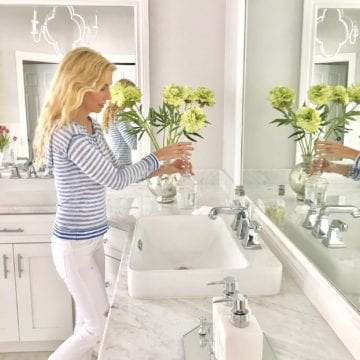 Bright White Home of Julie Alpert