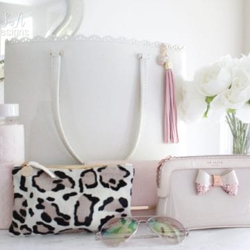 How To Organize & Maintain The Prettiest Purse