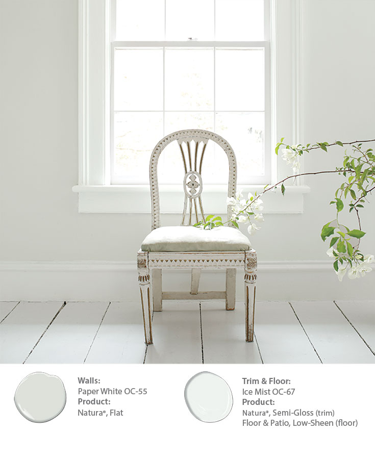 the perfect interior paint color a house sneak peek