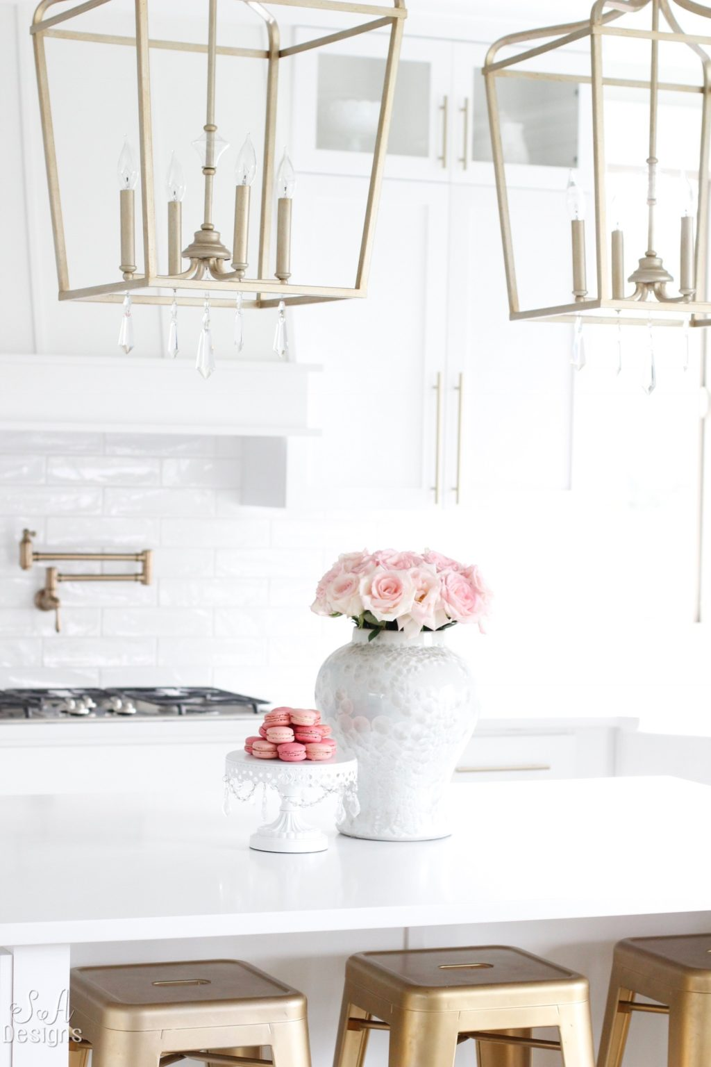 2. Welcome To My Bright White Kitchen Iu0027m Overwhelmed With Gratitude For  The Enormous Amount Of You That Came To See Our New Kitchen That I Posted  Only Just ...