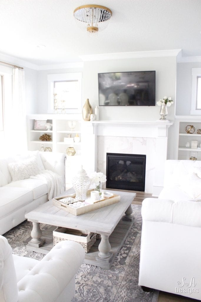 A Few Years Ago While We Lived In Vegas, I Wrote A Blog Post On Putting A  TV Above Your Mantel. Itu0027s Full Of Good Ideas And Can Be Helpful When  Deciding ... Part 54