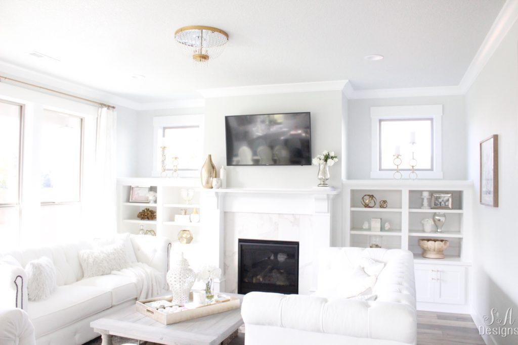 Living Room - Summer Adams