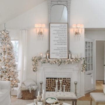 Bright White Home Series – Christmas Edition