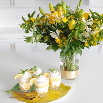 summer dessert lemon recipe summer adams lifestyle blogger